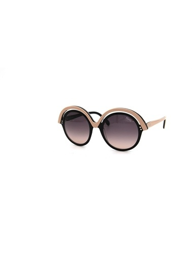 Emilio Pucci  Ep 0065 05B Kadın Güneş Gözlüğü Siyah